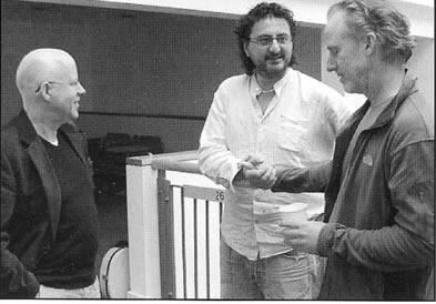 AD con John Feely e John Dearman copia