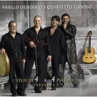 Aniello Desderio's Quartetto Furioso
